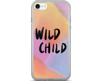 iPhone 7 Case | Wild Child | iPhone 6 | iPhone 6 Plus | Other Models Available