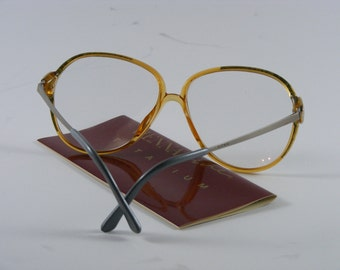 Stuninng Vintage 1970's Vienna Line Titanium Glasses FREE SHIPPING World Wide