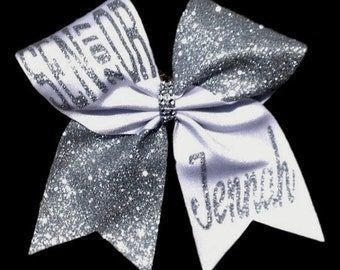 Senior Cheer Bow