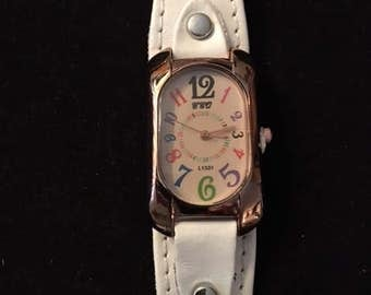 Quality Vintage Genuine Leather Watch for Men and Women
