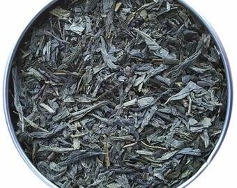 Green Tea Sencha - Loose Leaf 100g Pouch