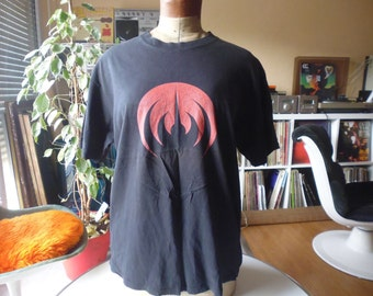 Rare T-shirt 90's MAGMA Fr rock from kobaia