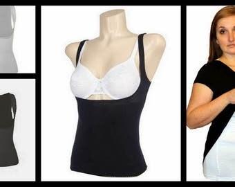 Breastfeeding Underbust Vest make every top breastfeeding top SIZES 6-20