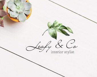 Multipurpose logo design. Pre made logo