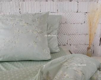 Bed linen bed linens Bedding sets Linen bedding quilt covers Linen bed sheets Sheet sets Duvet cover sets Cotton Kids Custom order teal
