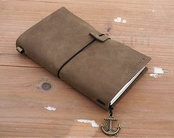 Best friend gift Our Best Friends Leather Adventure Book leather Journal adventure book notebook diary sketch book memory book scrapbook