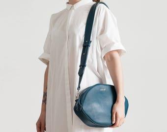 Wink-shoulder bag made in Italy