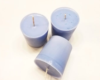 Masculinity Scent Votive Candles 3Pack