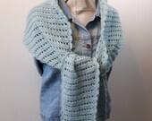 PDF patroon De Knuffel sjaal