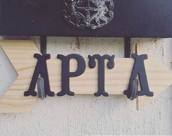 Personalized Arrow Signs