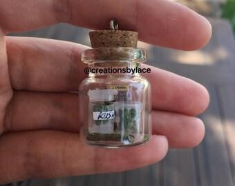 Handmade *FAKE* Starter Pack Jar Charm!