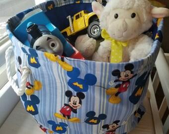 Kids Toy storage/laundry tote
