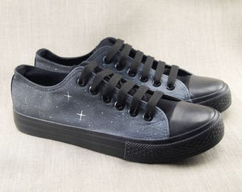 Gray Galaxy Shoes