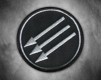 The Iron Front Patch