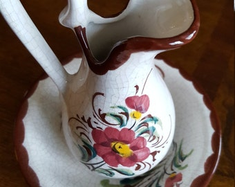 Pascoal Hand Painted Vintage Creamer