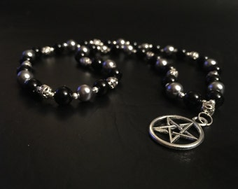 Pagan Prayer Beads - Odin Prayer Beads