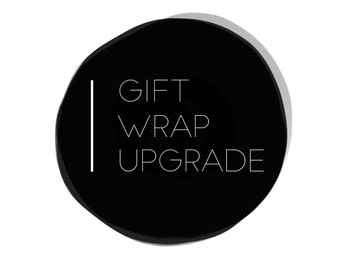 Gift Wrap Upgrade - Custom Mugs Gift Wrapping