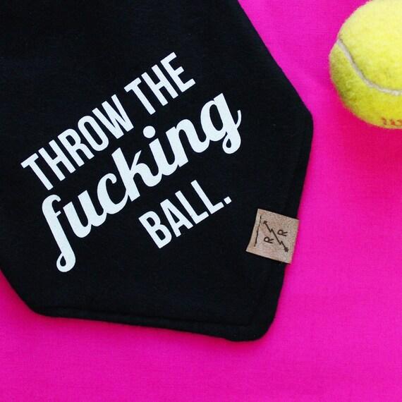 Throw the fucking ball aleady t-shirts