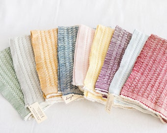 Handwoven Dish / Kitchen Towels