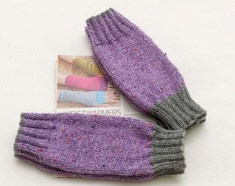 Hand Made Fingerless Gloves, Wrist Warmers, Fingerless Mittens