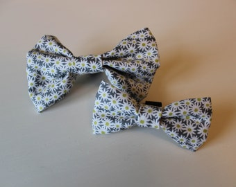 Claudia Dog Bow Tie