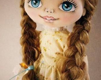 Spring doll.