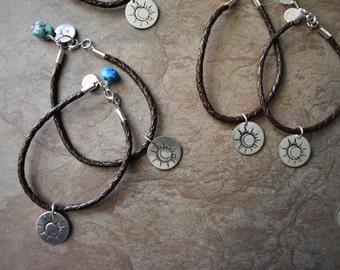 """Harvest Moon """"Sun"""" Bracelet"""