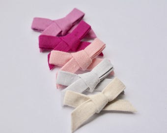 Linen Everly bows