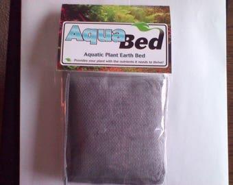 Aquarium bedding, Aquarium soil, Aquarium plants.