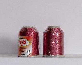 oya Turkish lace crochet polyester no50 thread color 330 Özen Is haakgaren for needle no 21 / 0,55 - 20 gr
