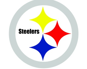 Steelers logo Svg digital download