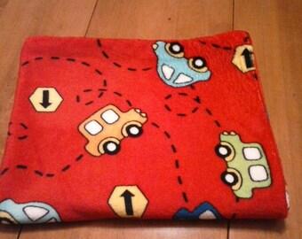 Beautiful Soft n' Cuddly car blanket