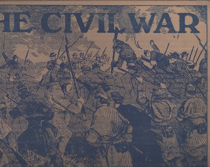 Time-Life: The Civil War-Death in the Trenches