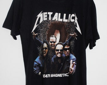 Metallica/Vintage/Custom made/Distressed/One of a kind T-shirt
