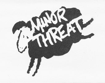 Minor Threat Logo