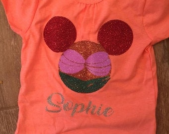 Ariel princess disney shirt