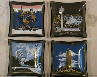 1961 World's fair souvenirs