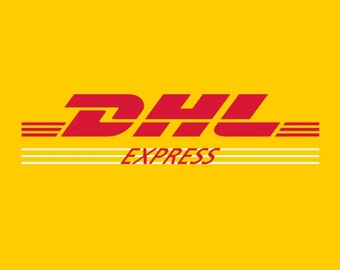 DHL Express shipping for standard size photo + Standard size photo on wood with backside text