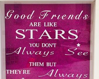 Good Friends Frame