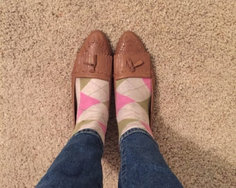 Corelli brown loafers