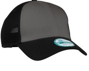 New Era Truckers Mesh Back Custom Embroidered Hat