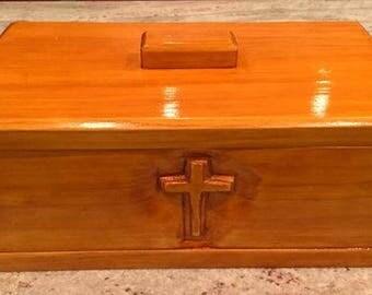Bible Storage Box