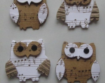Eight OWLS - Hand made in India