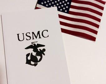 USMC Stationary