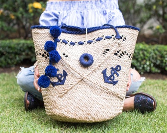 Handmade Bags Collection ''Palmilla del Sol''