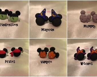 Halloween Disney Earrings