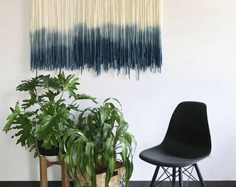 DEPOSIT ONLY: Custom Dip Dye Wall Hanging