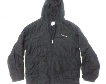 Converse black hoodies jacket