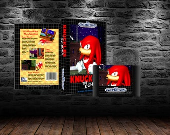 Knuckles the Echidna - Bash through the Sonic World as Everyone's Favorite Echidna - GEN