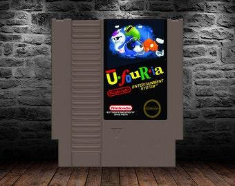 Ufouria - English Translation - Overlooked NES RPG Classic - NES - Ufouria The Saga
